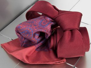 Krawat+poszetka 2