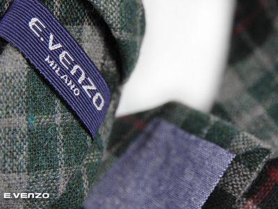 krawaty wełniane Venzo Milano