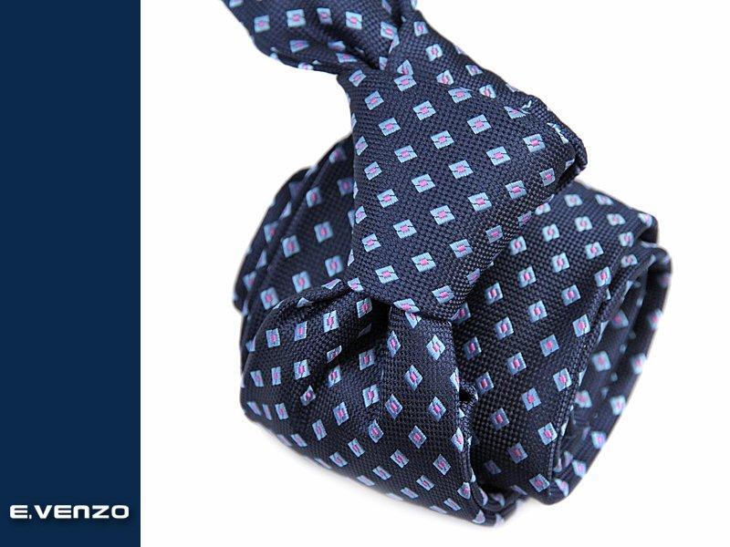 krawat z mikrofibry 652