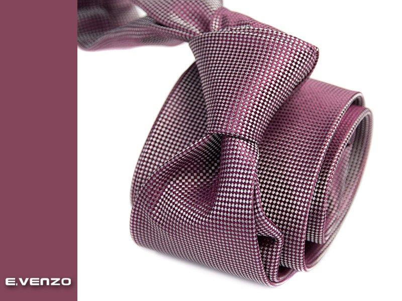 krawat z mikrofibry 661