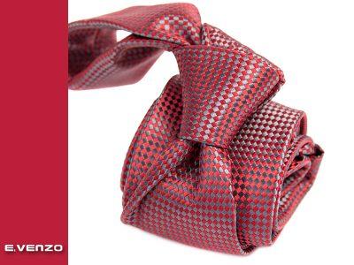 krawat z mikrofibry 662