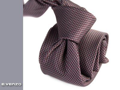 krawat z mikrofibry 670