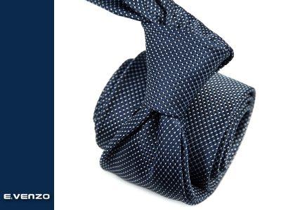 krawat z mikrofibry 672