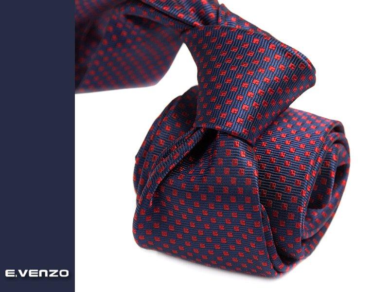 krawat z mikrofibry 675