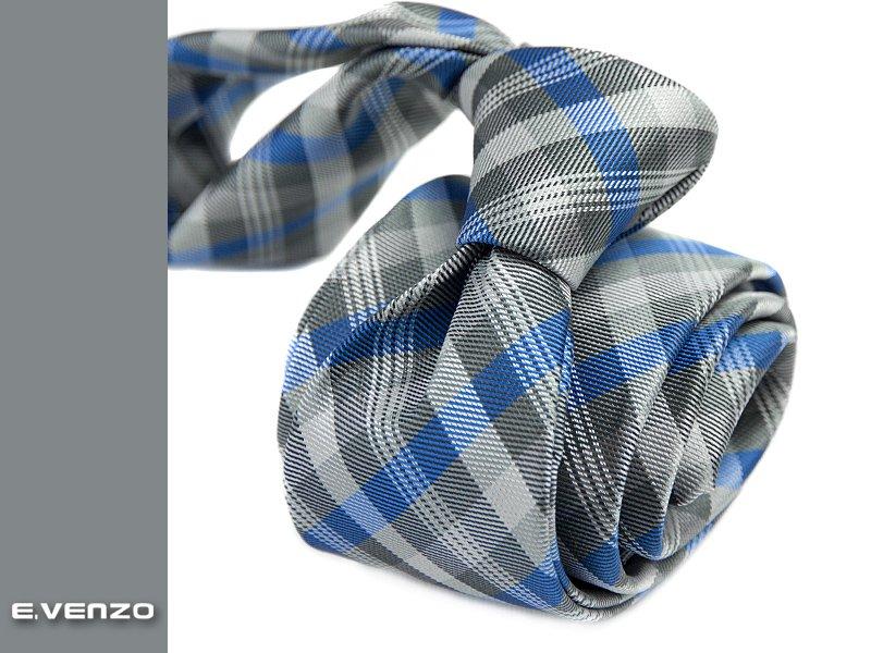 krawat z mikrofibry 681