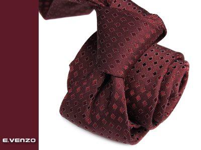 krawat jedwabny 500