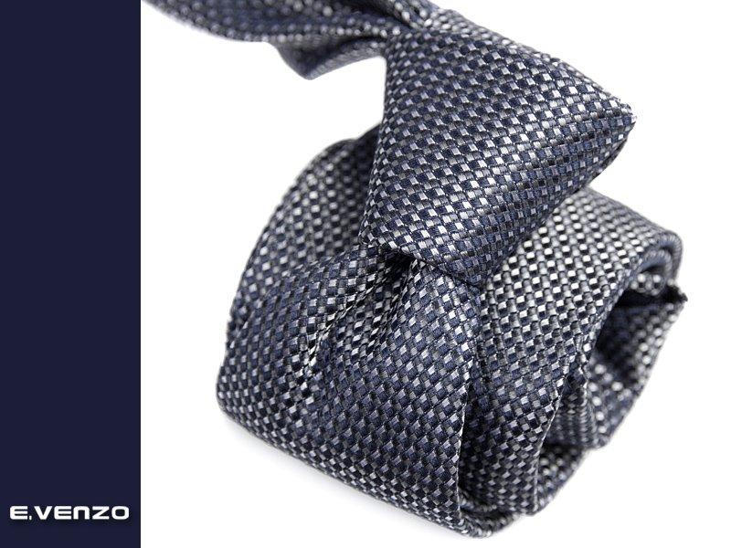 krawat jedwabny 504