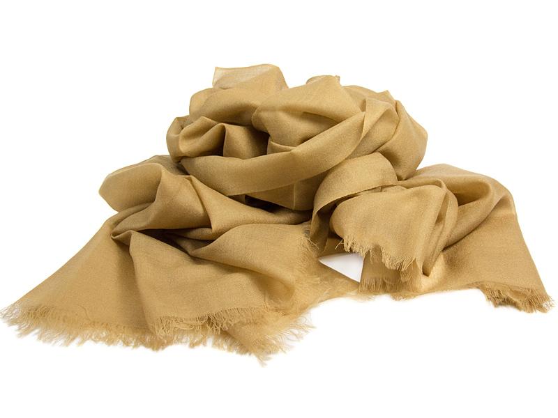 szal wełniany venzo-beige