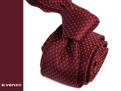 krawat jedwabny 482