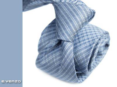 krawat jedwabny Venzo 495