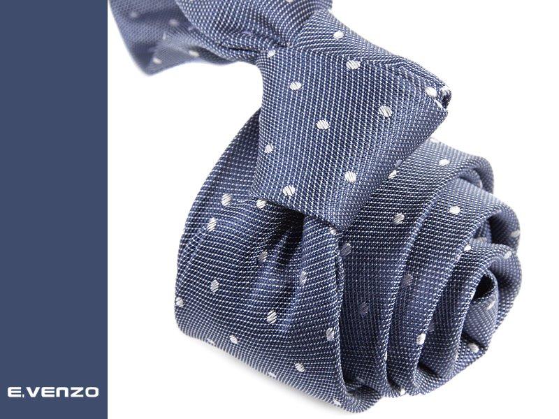 krawat jedwabny 525