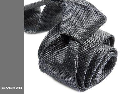 krawat jedwabny Venzo 527