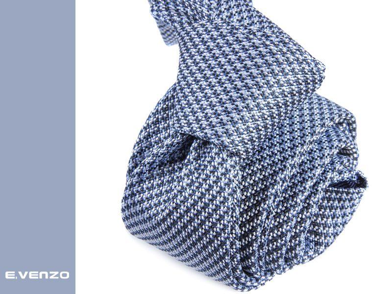 Krawat jedwabny Venzo 526