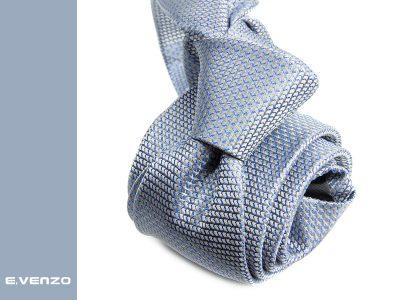 Krawat z mikrofibry VENZO m703