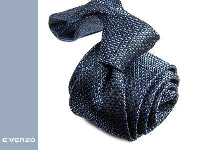Krawat z mikrofibry VENZO m706