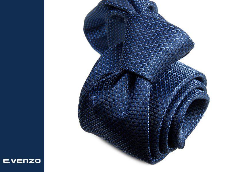 Krawat z mikrofibry VENZO m716