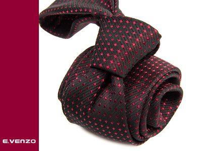 Krawat z mikrofibry m736