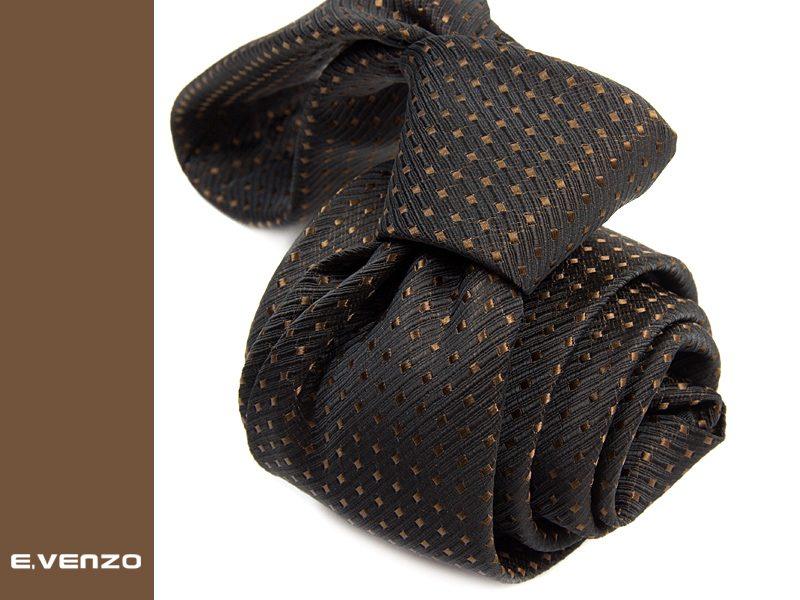 Krawat z mikrofibry m737
