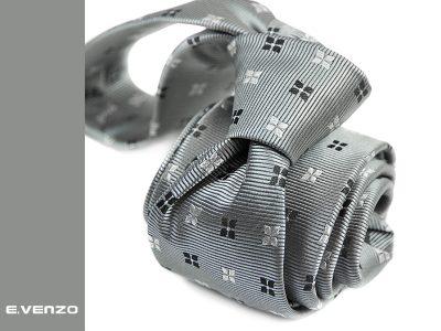 Krawat z mikrofibry m739