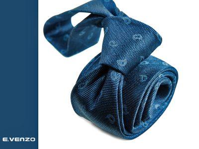 krawat jedwabny 533