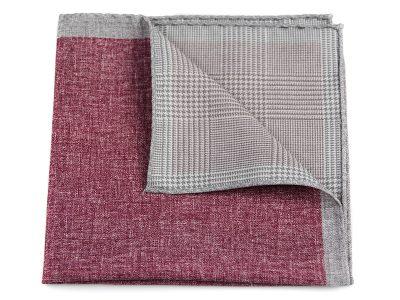 Poszetka jedwab z bawełną sc017