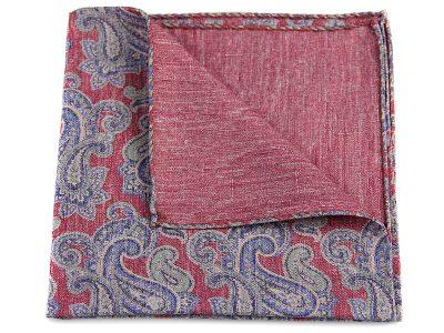 Poszetka jedwab z bawełną sc023