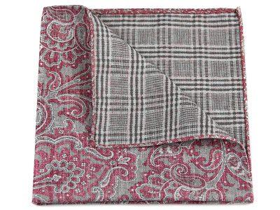 Poszetka jedwab z bawełną sc024