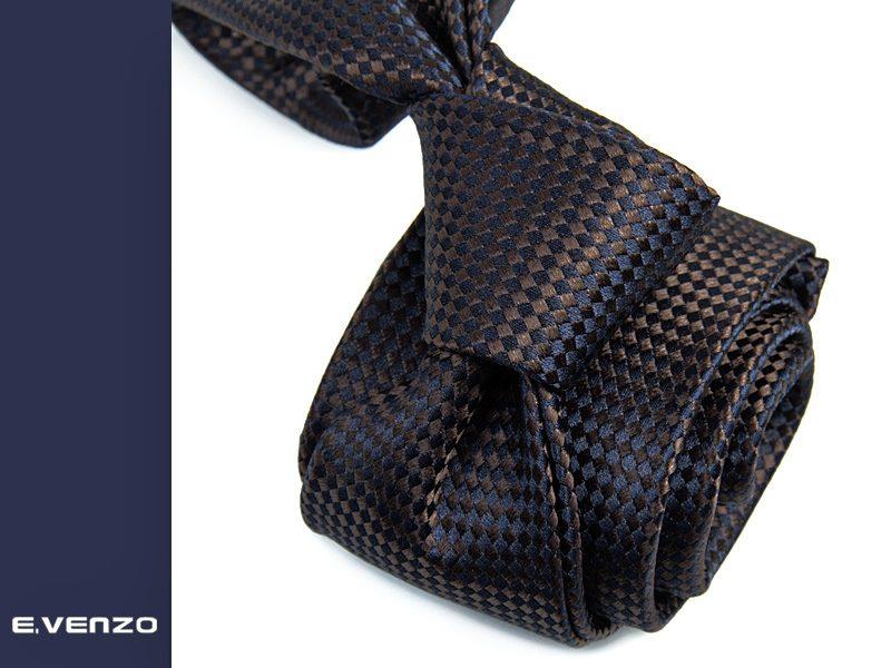 krawat jedwabny venzo silk464