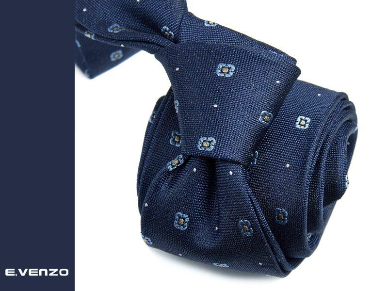 krawat jedwabny 469