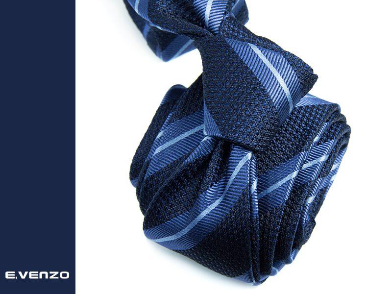 krawat jedwabny silk472
