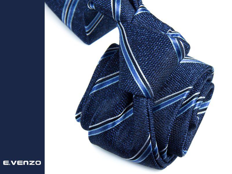 krawat jedwabny silk474