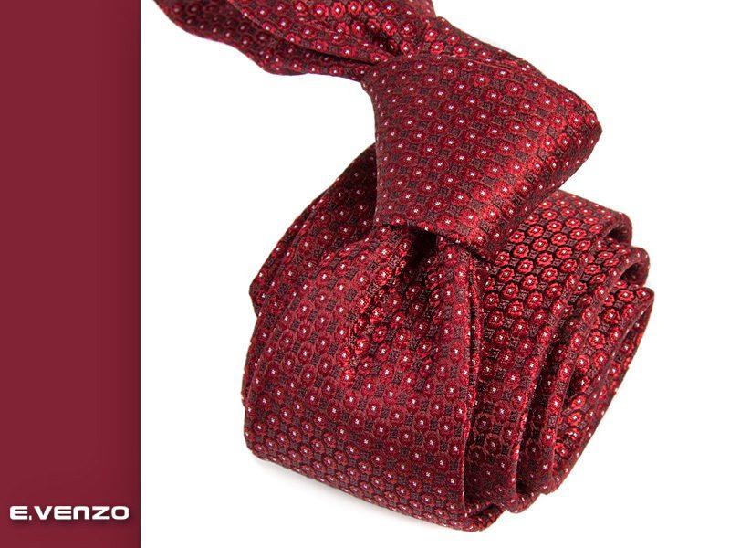 Krawat jedwabny s482