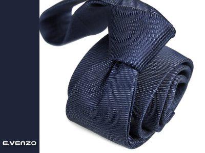 Krawat jedwabny s491