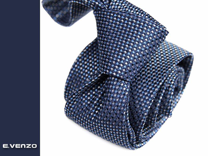 Krawat jedwabny s497