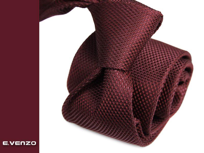 krawat jedwabny s499