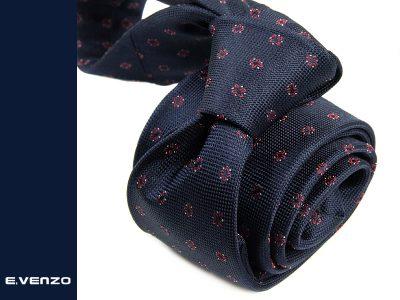 silk530 krawat jedwabny