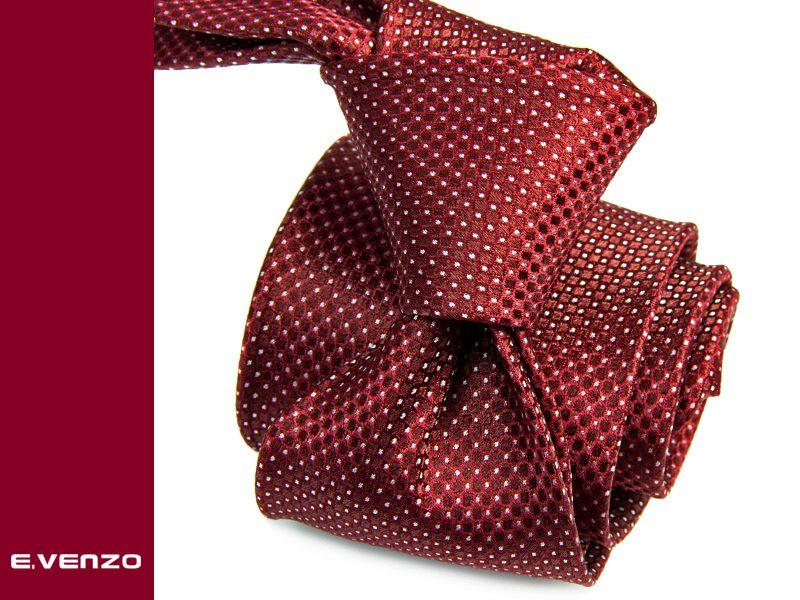 krawat jedwabny silk546