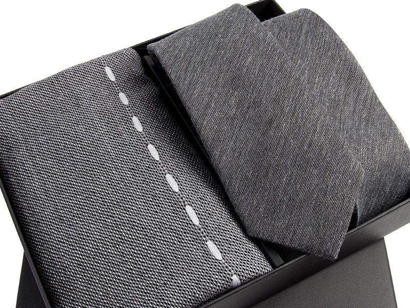 zestaw-szal sv10 + krawat-
