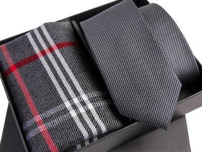 zestaw szal sv14 + krawat