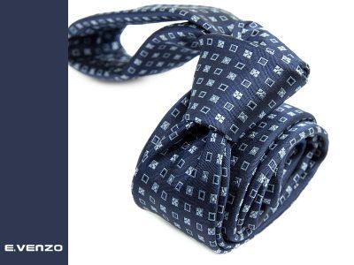 krawat jedwabny 546