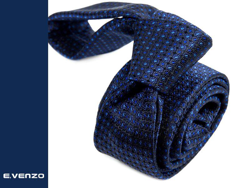 krawat jedwabny 547