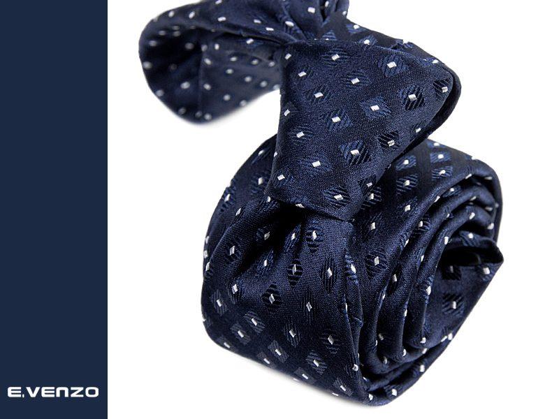 krawat jedwabny 549