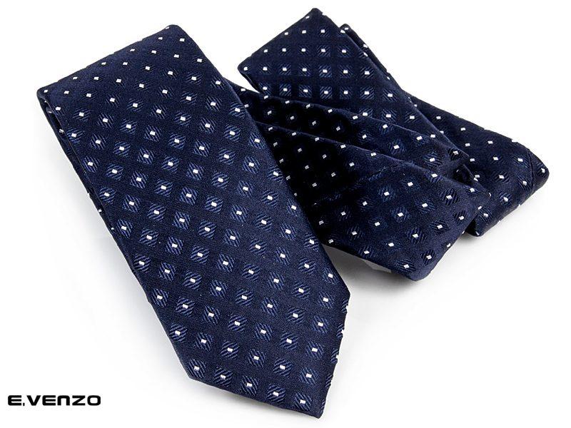krawat jedwabny 549 v2
