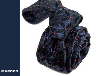 krawat jedwabny 550