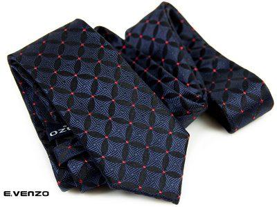 krawat jedwabny 550 v2