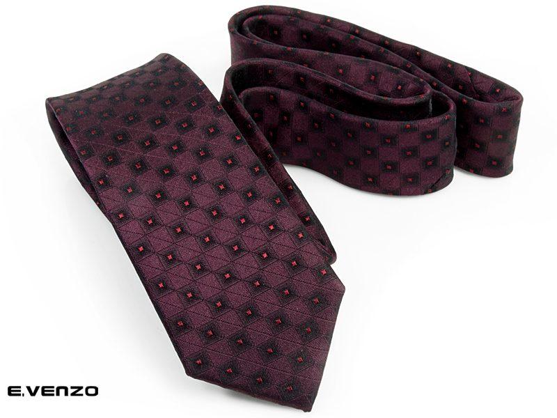 krawat jedwabny 551 v2