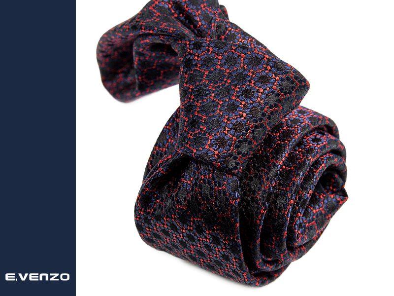 krawat jedwabny 552