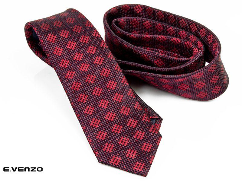 krawat jedwabny 553 v2
