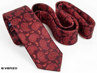 krawat jedwabny 554 v2