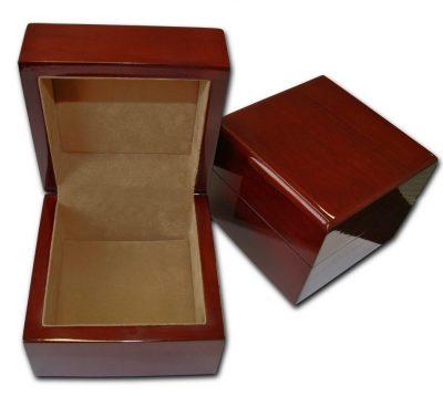 pudełko jubilerskie na krawat